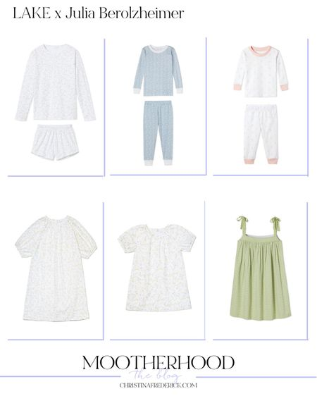 LAKE x Julia Berolzheimer is LIVE! I grabbed jammies for myself and my littles! Ahh, so crazy to say that as a plural! I was dying over these dresses, but sizes and styles are literally flying! Go shop if you plan on it! See my favorites on @liketoknow.it at http://liketk.it/3d1AQ    #liketkit #LTKbaby #LTKbump #LTKfamily