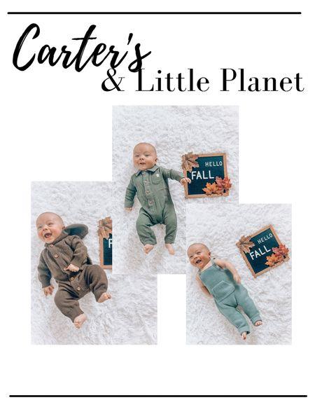 Carter's baby clothes, little planet   #LTKbump #LTKbaby #LTKsalealert