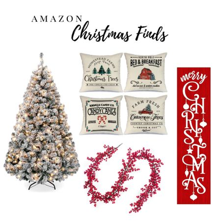 #Christmas decor finds on Amazon! I am loving this #garland 🎄 #liketkit #LTKhome #LTKfamily #StayHomeWithLTK @liketoknow.it @liketoknow.it.home @liketoknow.it.family Shop my daily looks by following me on the LIKEtoKNOW.it shopping app! ➡️ http://liketk.it/3061B