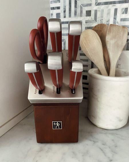Knife set is on sale! http://liketk.it/3hSXQ #liketkit @liketoknow.it #LTKhome #LTKsalealert