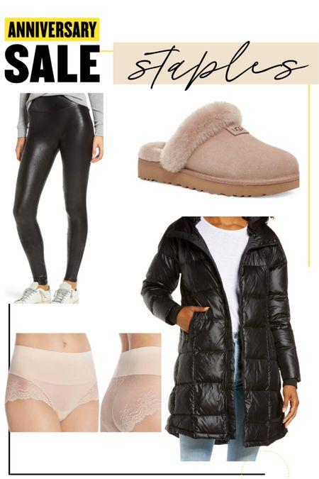 Spanx leggings on sale leather Uggs slippers north face coat on sale Spanx underwear #liketkit http://liketk.it/3jRJw @liketoknow.it #LTKunder50 #LTKsalealert #LTKstyletip