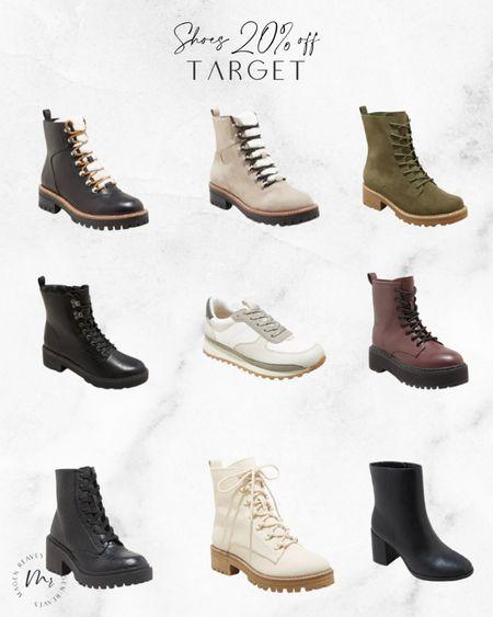 Target shoes 20% off http://liketk.it/3puLa @liketoknow.it #liketkit #LTKunder100 #LTKsalealert #LTKunder50