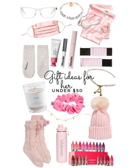 Gift guide for all the gals in your life! Moms, sisters, aunts, bffs, coworkers to name a few 💕 http://liketk.it/33Fua #liketkit @liketoknow.it #LTKgiftspo #LTKunder50 #LTKbeauty