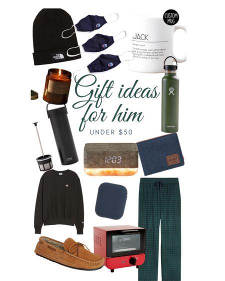 Gift ideas for the men in your life for under $50! 👏❤️ http://liketk.it/33DTz #liketkit @liketoknow.it #LTKgiftspo #LTKunder50 #LTKfamily