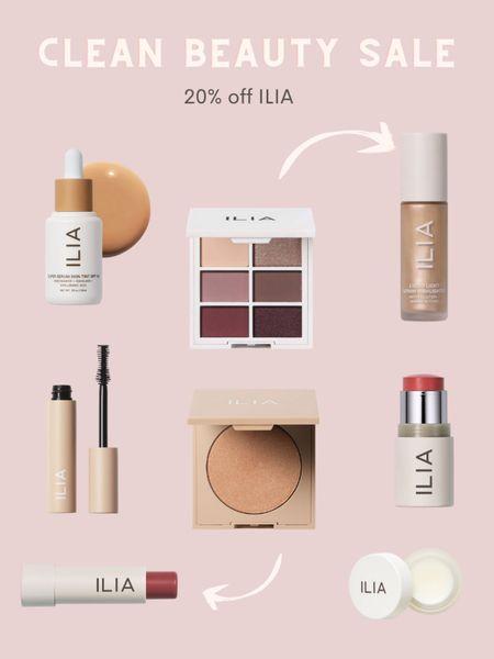 Credo clean beauty sale!! 20% off ILIA ✨  #LTKsalealert #LTKbeauty