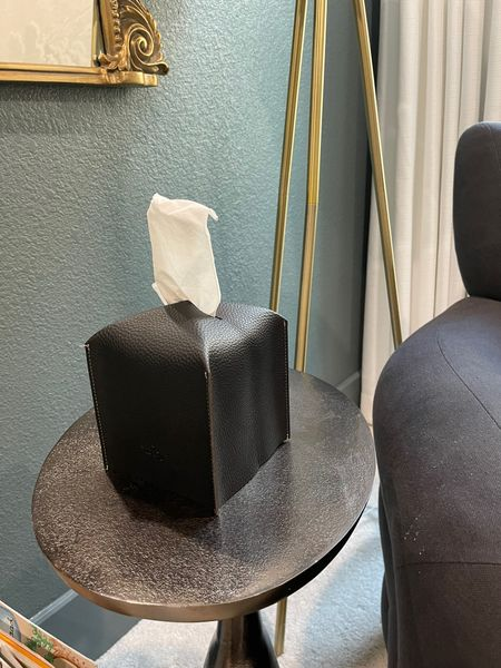 Found this tissue box cover on Amazon. So chic, would be such a good gift!   #LTKGiftGuide #LTKhome #LTKstyletip