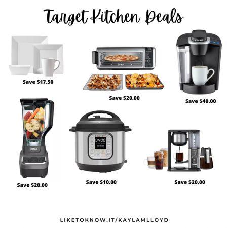 Some amazing kitchen deals going on today at target! @liketoknow.it #liketkit http://liketk.it/3fDlQ #LTKsalealert #LTKhome #LTKunder100
