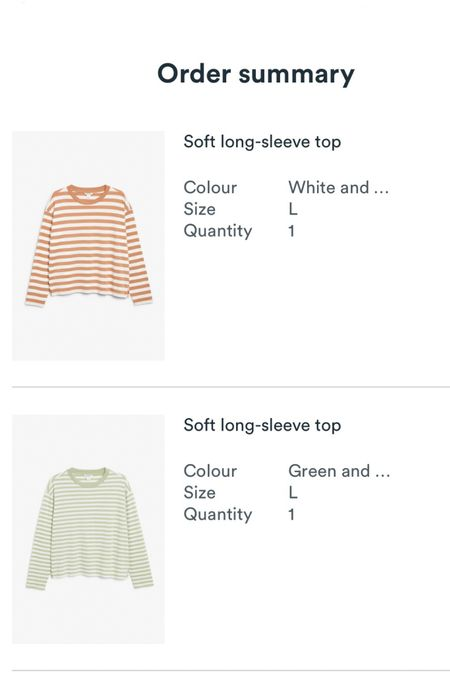 Just ordered these cute long sleeves from Monki. The green one just restocked again and are selling really quick so grab one while you still can ladies! #LTKstyletip #LTKunder50 @liketoknow.it.europe http://liketk.it/37UKa #liketkit @liketoknow.it #LTKeurope