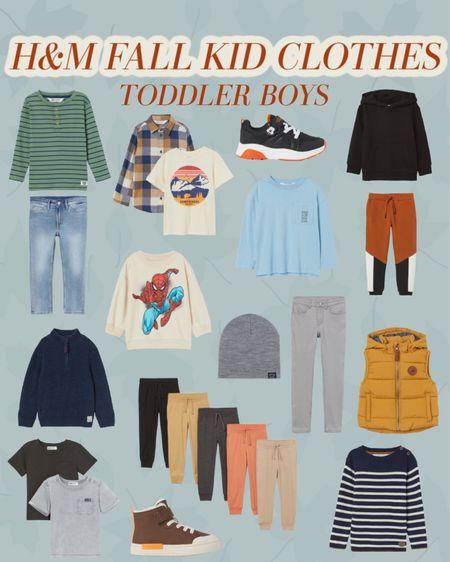 Fall kid clothes!  #LTKsalealert