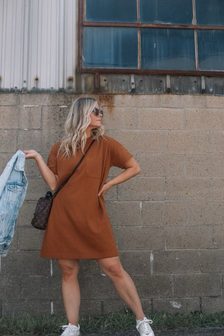 How many t shirt dresses is too many t shirt dresses? The limit does not exist! Such a good #nsale find! Less than $50 and comes in a few colors!   #LTKsalealert #LTKstyletip #LTKunder50