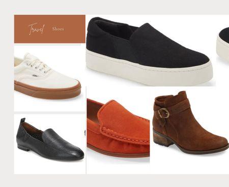 Travel worthy comfortable walking shoes!   #LTKtravel #LTKsalealert #LTKshoecrush