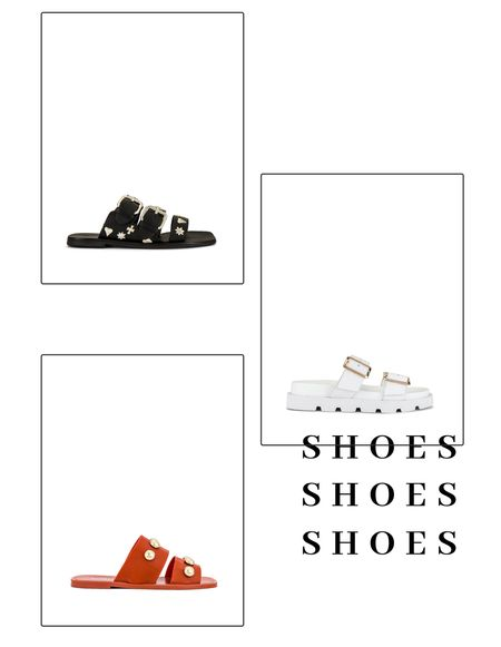 summer sandals ❤️  #LTKshoecrush