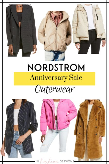 Nordstrom Anniversary Sale Picks!  Outerwear | coats | blazers | denim jacket | wool coat | trench | faux leather | coat shacket | puffer coat | 2021   Shop your screenshot of this pic with the LIKEtoKNOW.it shopping app http://liketk.it/3jswx #liketkit @liketoknow.it #LTKunder100 #LTKunder50 #LTKsalealert