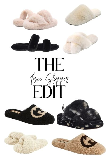Cozy up with Luxe Slippers for Fall  #LTKhome #LTKstyletip #LTKshoecrush