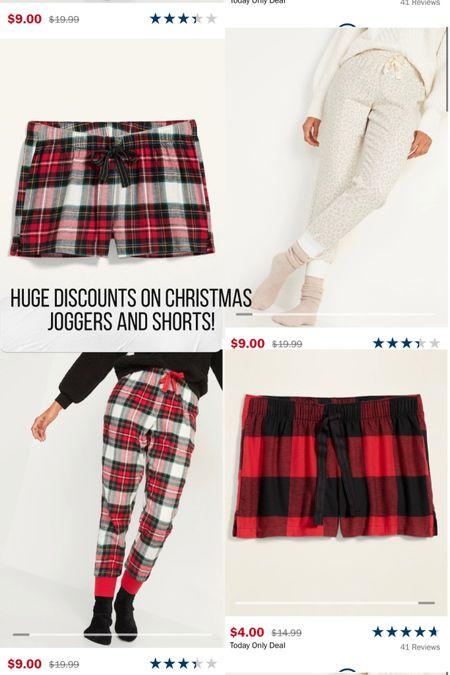 Linking $4 Christmas PJ shorts (originally $15) and $9 joggers (originally $20). Would make great gifts!    Shop your screenshot of this pic with the LIKEtoKNOW.it shopping app http://liketk.it/31Wc0 #liketkit @liketoknow.it #LTKunder50 #LTKsalealert #LTKhome #ltkholidays