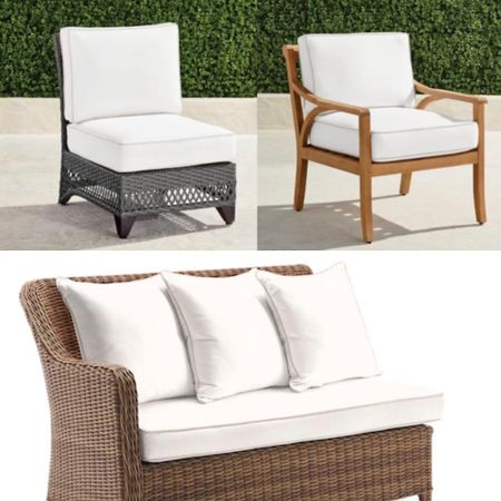 Final clearance fit these well-crafted outdoor furniture.   #LTKsalealert #LTKDay