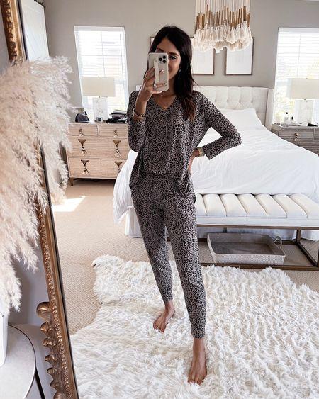 Pajama, pajama set, lounge set, StylinByAylin   #LTKunder100 #LTKstyletip