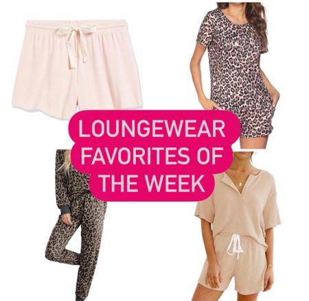 Loungewear favorites of the week!    #LTKSeasonal #LTKSale #LTKunder50