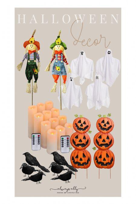 Halloween decor!   #LTKSeasonal #LTKunder100
