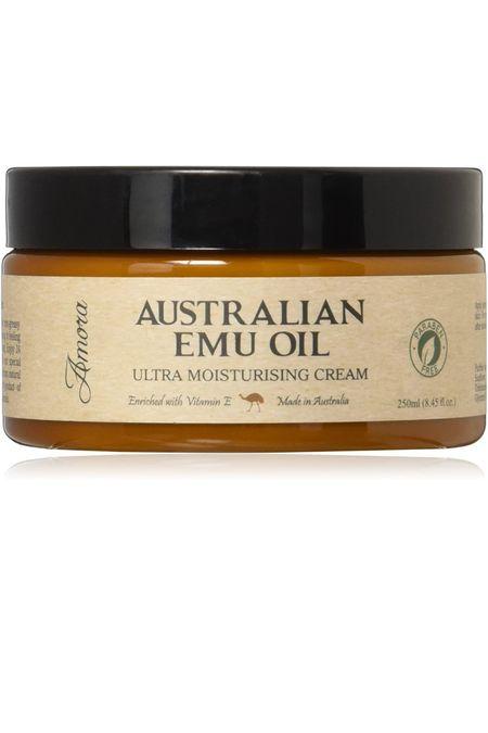 Emu oil cream for neck & face. Morning & night.  #LTKhome #LTKaustralia #LTKbeauty