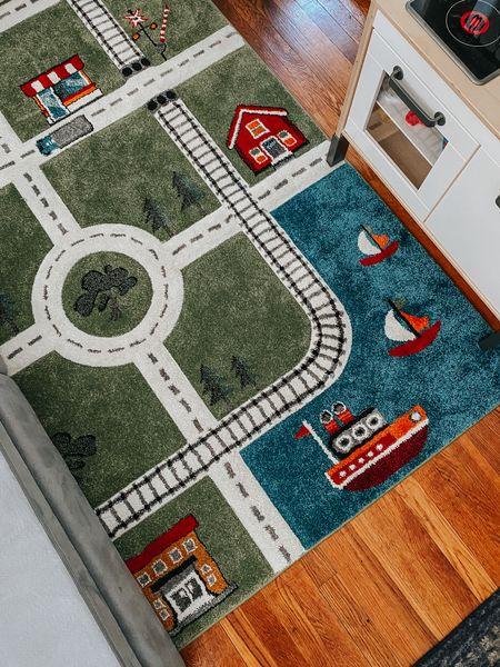 Playroom rug   #LTKkids #LTKbaby #LTKfamily