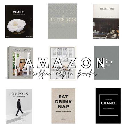 Aesthetic coffe table books - AMAZON FINDS http://liketk.it/378GS @liketoknow.it #liketkit #LTKhome #StayHomeWithLTK #LTKunder100