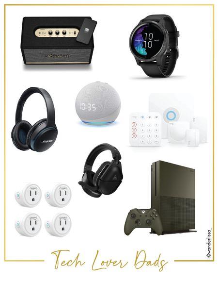 Tech lover dad's gift ideas! 🕹🎮🎧  #LTKSeasonal #LTKmens #LTKunder100