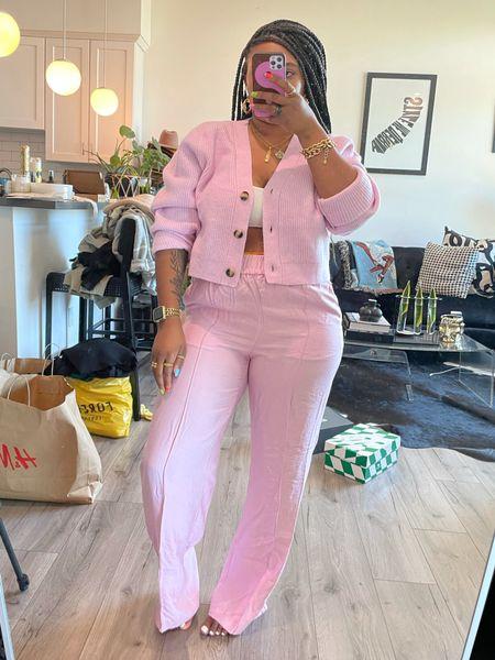 Pink Fit from H£M ✨  #LTKstyletip #LTKunder50 #LTKunder100