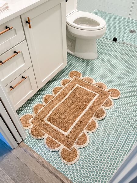 Literally the cutest bath rug ever!