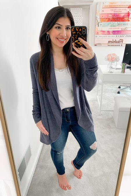 """Little throwback because I missed my Friday Finds, but I promise my """"Father's Day Weekend Finds"""" (see what I did there 😉) were worth the wait! If you've been on the fence about the Barefoot Dreams cardigan or blanket, now is the time to shop. There's a ton of fashion and home options on super deep discount. Free shipping on any orders over $89. If you've followed for even just the last month, you know how much I adore my Barefoot Dreams items. I promise their products are worth the hype!!   http://liketk.it/3hXOa #liketkit @liketoknow.it #LTKsalealert #LTKfamily #LTKhome @liketoknow.it.home @liketoknow.it.family"""