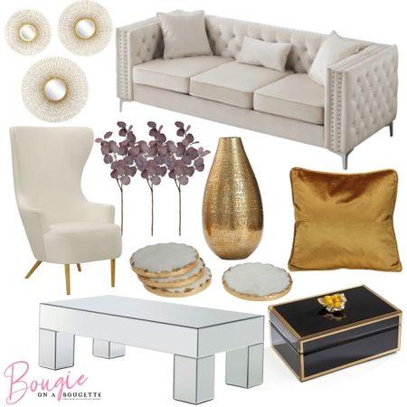 Glam fall decor items!  #LTKfamily #LTKstyletip #LTKhome
