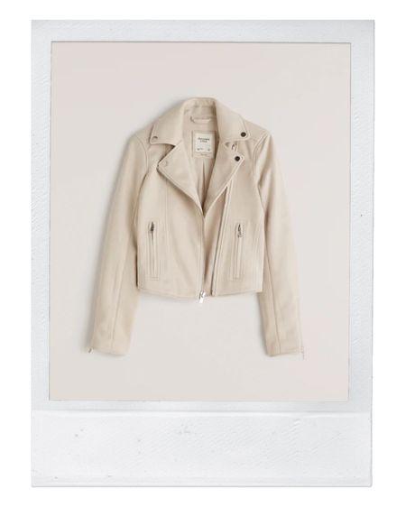 Faux leather jacket  @liketoknow.it #liketkit http://liketk.it/3b5vi