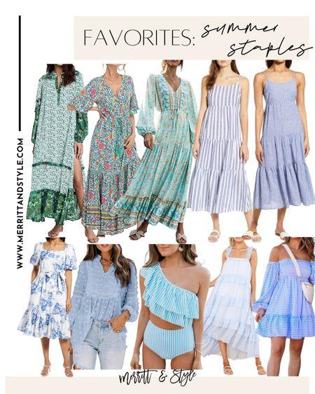 Summer dresses blue dresses maxi dresses Amazon find blue swimsuit wedding guest dress ideas   #LTKsalealert #LTKstyletip #LTKunder100