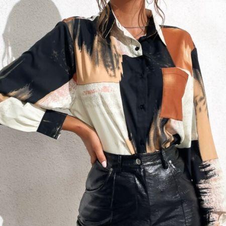 #fall #fall2021 #blouses #elegant #prints #tops     #LTKunder50 #LTKGiftGuide #LTKSeasonal
