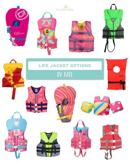 Kate's Life Jacket Picks! @liketoknow.it @liketoknow.it.family #liketkit #LTKswim #LTKfamily #LTKbaby http://liketk.it/3f80z