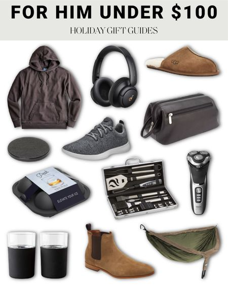 Mens Gift Guide, Gifts for Him, Mens Gifts, Holiday Gift Guide  🎁 Gift Guide for Him Under $100 — It's hard to believe that the holidays are just around the corner! Since so many are getting a jump on holiday shopping early to beat the shipping delays, here are men's gifts he's sure to love—all under $100.  #giftsfordad #giftsforhusband #holidaygiftguide #menschristmasgifts #giftguides #giftsforfatherinlaw #giftsforbrotherinlaw #giftguideforhim #mensgiftguide #holidaygiftguideforhim #mensholidaygiftguide #giftguidehim #giftguide #giftsforhusband #holidaymensgiftguide #giftsforhim #giftguideforhim # #christmasgifts #giftsforhimunder100 #giftsforhimunder50   #LTKGiftGuide