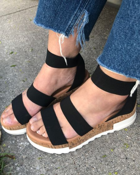 New favorite sandals by @stevemadden! So lightweight & comfortable - perfect for all day wear. They come in 8 diff colors and are under $80! ✔️ 〰️〰️〰️〰️〰️〰️〰️〰️〰️〰️〰️〰️〰️〰️〰️〰️〰️ http://liketk.it/2Br1Y #liketkit @liketoknow.it #LTKstyletip #LTKtravel #LTKshoecrush #LTKspring #LTKunder100 Download the LIKEtoKNOW.it app to shop this pic via screenshot