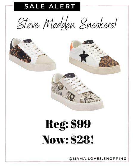 Nordstrom rack sale! Steve Madden sneakers for under $30!   #LTKsalealert #LTKshoecrush #LTKunder50