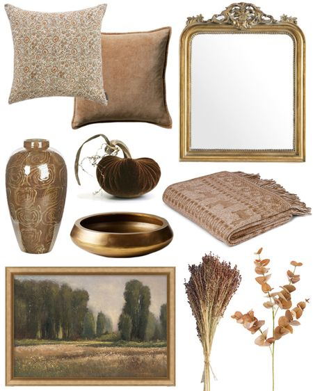 It's about that time… Fall is here 🙌🏼 Love this layered mix of chic, seasonal home decor. Some of these pieces are on sale today!  #tssedited #thestylescribe #home #homedecor #fall #fallstyle #falldecor #cozy #decor #autumn   #LTKsalealert #LTKhome