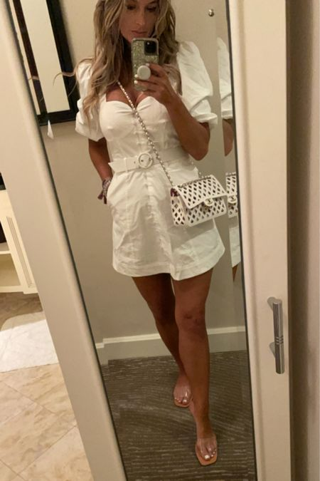 Summer white dresses from casual day to dressed up night #ltksummer #whitedresses #ltkday http://liketk.it/3hqFD #liketkit @liketoknow.it #LTKstyletip #LTKunder100 Shop your screenshot of this pic with the LIKEtoKNOW.it shopping app