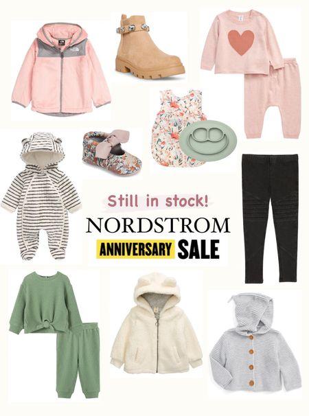 Nordstrom anniversary sale still in stock  Baby  Kids   #LTKkids #LTKbaby #LTKsalealert