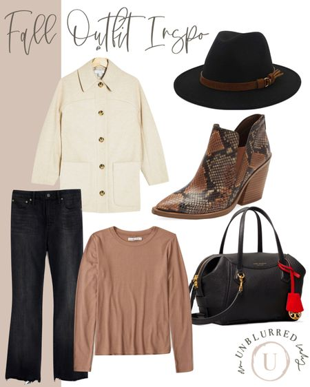 Fall outfit inspo for the casual gal! Love this fall outfit for women!   #LTKunder100 #LTKstyletip #LTKFall