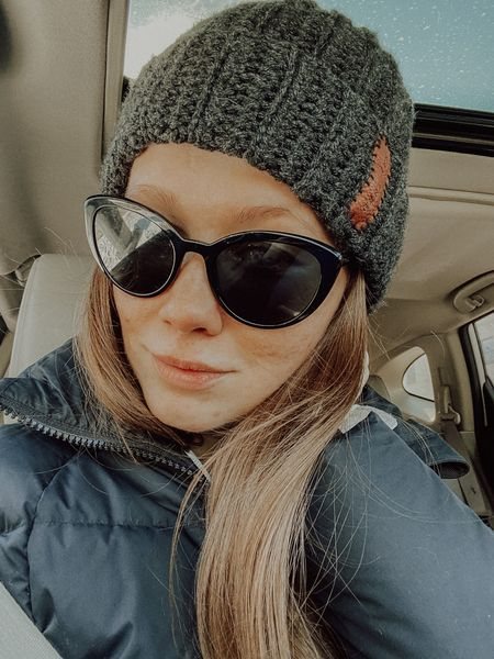 Late winter sunshine has me digging out my gorgeous cat eye sunglasses, such an easy way to invest in designer brands at a relatively low price point.    #StayHomeWithLTK #LTKfit #LTKSeasonal