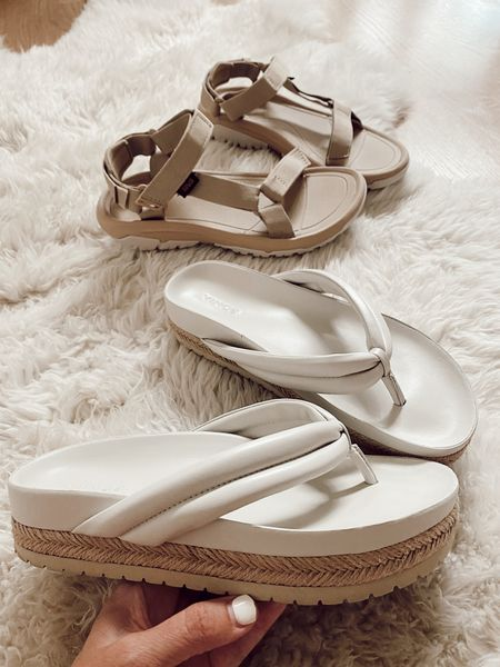 two new summer sandals   #LTKshoecrush http://liketk.it/3hm2n #liketkit @liketoknow.it