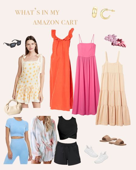 What's in my Amazon Cart!!   Download the LIKEtoKNOW.it shopping app to shop this pic via screenshot #LTKfit #LTKstyletip http://liketk.it/3jd27 @liketoknow.it #liketkit