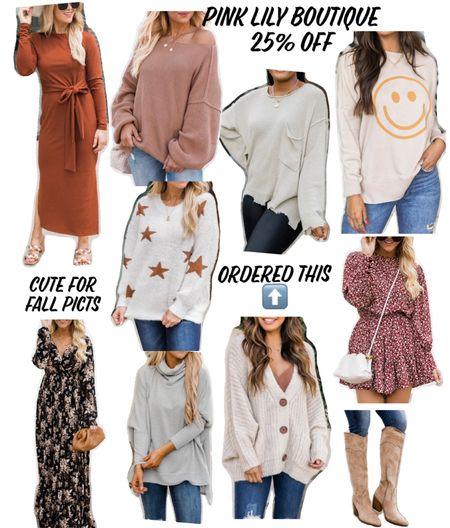Sale, sweater, family photos, fall outfit   #LTKunder100 #LTKGiftGuide #LTKunder50