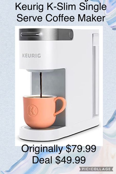 Amazon Prime Day kitchen essentials! Keurig coffee pots are super cute and come in tons of colors! #liketkit http://liketk.it/3i777 #LTKunder50 #LTKsalealert #LTKhome @liketoknow.it @liketoknow.it.home Follow me on the LIKEtoKNOW.it shopping app to get the product details for this look and others
