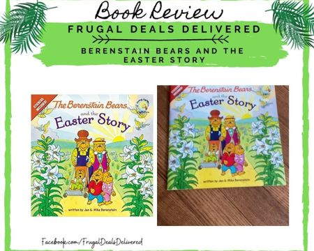 A favorite Easter book by the berenstain bears - The Easter story product review / preview! Kids will learn the real story! Perfect for Easter hunts and baskets for baby toddlers and kids of any age! 2 thumbs up! Perfect for spring and reading activities!   #founditonamazon http://liketk.it/3ajJc    Screenshot this pic to get shoppable product details with the LIKEtoKNOW.it shopping app and make sure you follow frugaldealsdelivered for more inspiration and collages full of ideas! / #liketkit @liketoknow.it #LTKfamily #LTKSeasonal #LTKkids @liketoknow.it.family