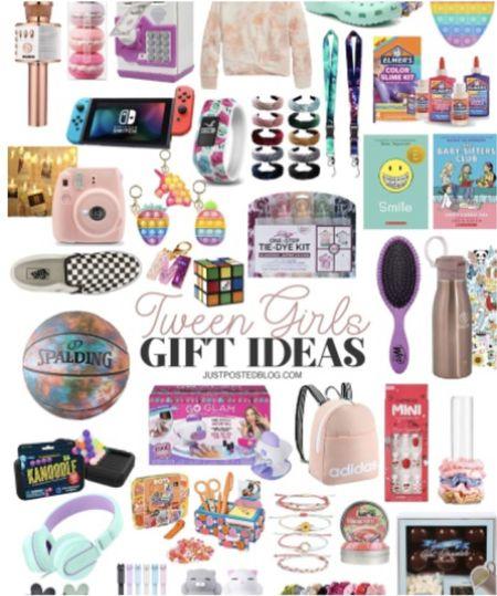 Tween Girls Christmas Gift Ideas!   Teen Girls Holiday Gift Guide  Amazon  Fashion   #LTKSeasonal #LTKHoliday #LTKunder50