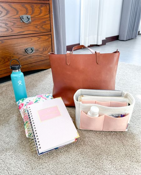 Loving this zipper tote, which holds all of my must-haves, and more. Perfect for work and travel.   #LTKitbag